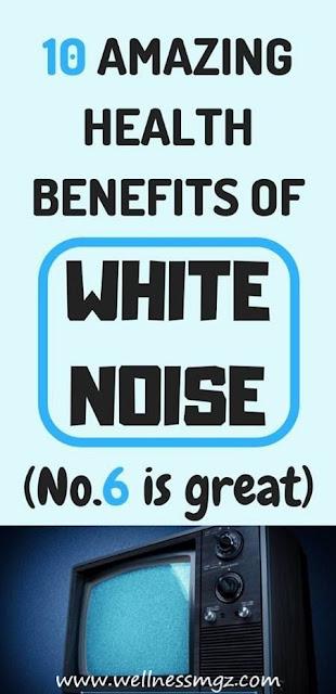 10 Amazing Health Benefits Of White Noise