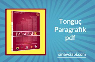 Tonguç Paragrafik pdf