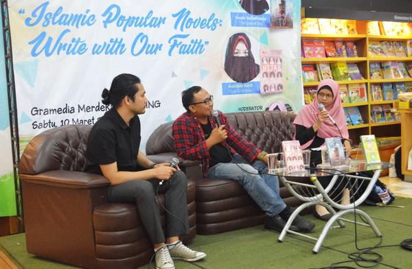 meet and greet penulis elex media komputindo