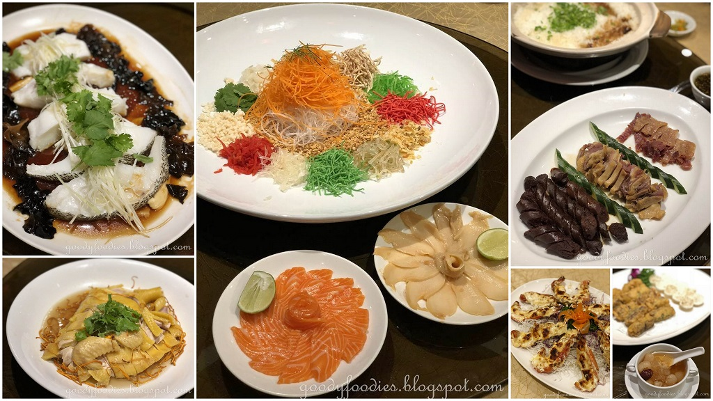 Goodyfoodies cny 2018 ee chinese cuisine eastin hotel kuala lumpur during the media preview executive chinese chef alex yong hand picked some of the best dishes from the festive menus to showcase forumfinder Gallery