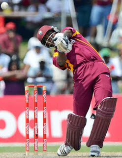 Sunil Narine 4-12 - West Indies vs New Zealand 2nd T20I 2012 Highlights