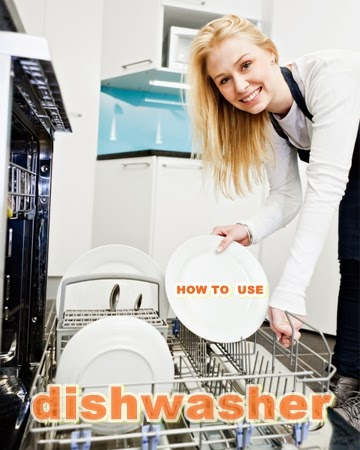 How to use a countertop dishwasher
