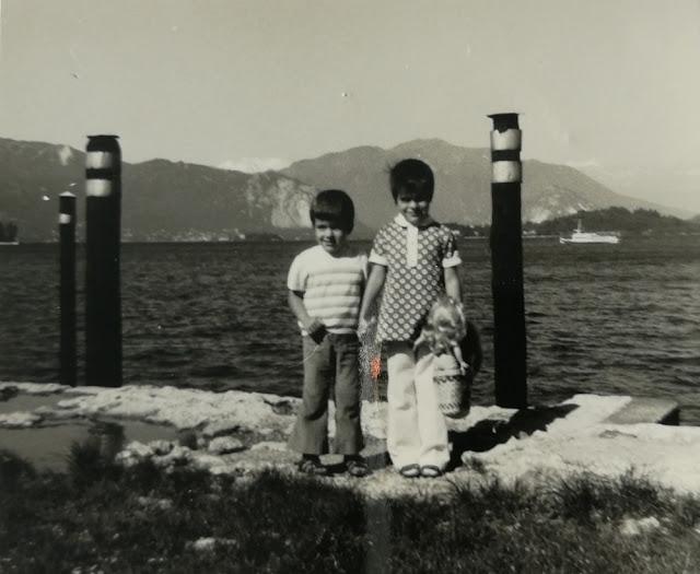 Am Lago Maggiore 1972