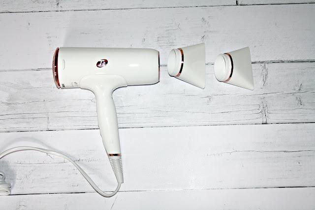 T3 Cura IonAir Hairdryer