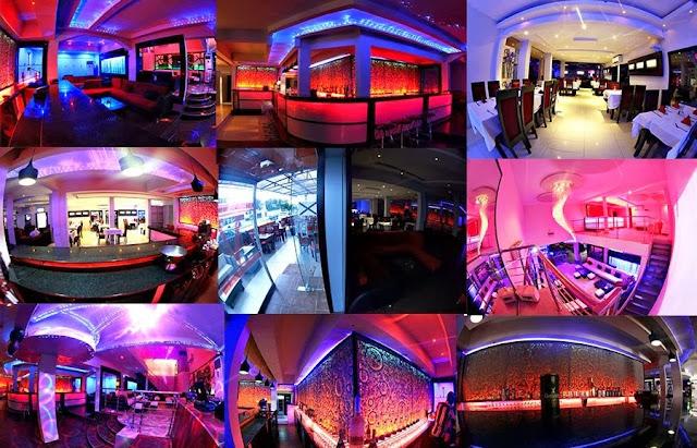 Discothèque, club, night, complexe, soirée, party, concert, boîte , nuit, week, end, loisirs, ambiance, sortie, musique, DJ, danse, Five, up, restauration, bar, Almadies LEUKSENEGAL, Dakar, Sénégal, Afrique