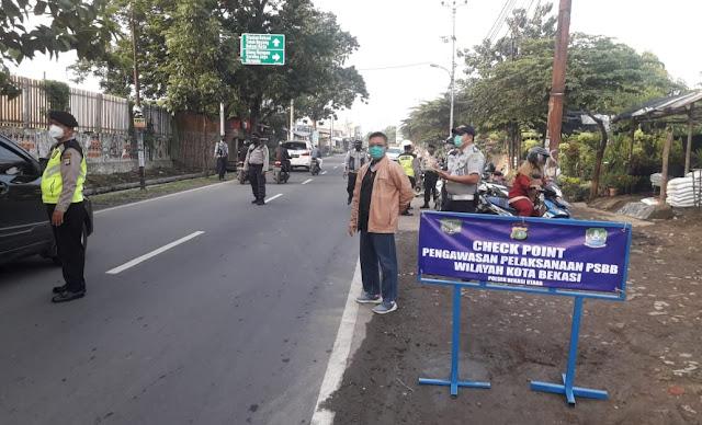 Sejak 27-30 Mei, Total 10.863 Kendaraan Dicegah Masuk DKI Jakarta
