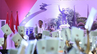 BPN Tarik 100 Sertifikat Tanah Program Jokowi, Ini Alasannya