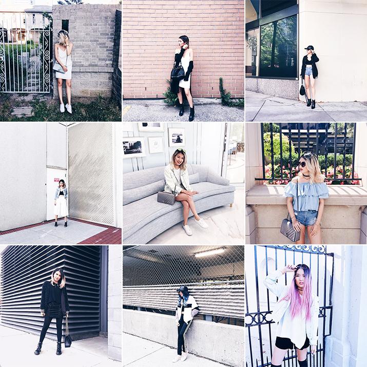 hellosylviaa sylviaa best looks instagram swiss fashion blogger