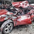 Tabrakan Beruntun di Kuala Tanjung, Sopir Soluna Tewas Terjepit