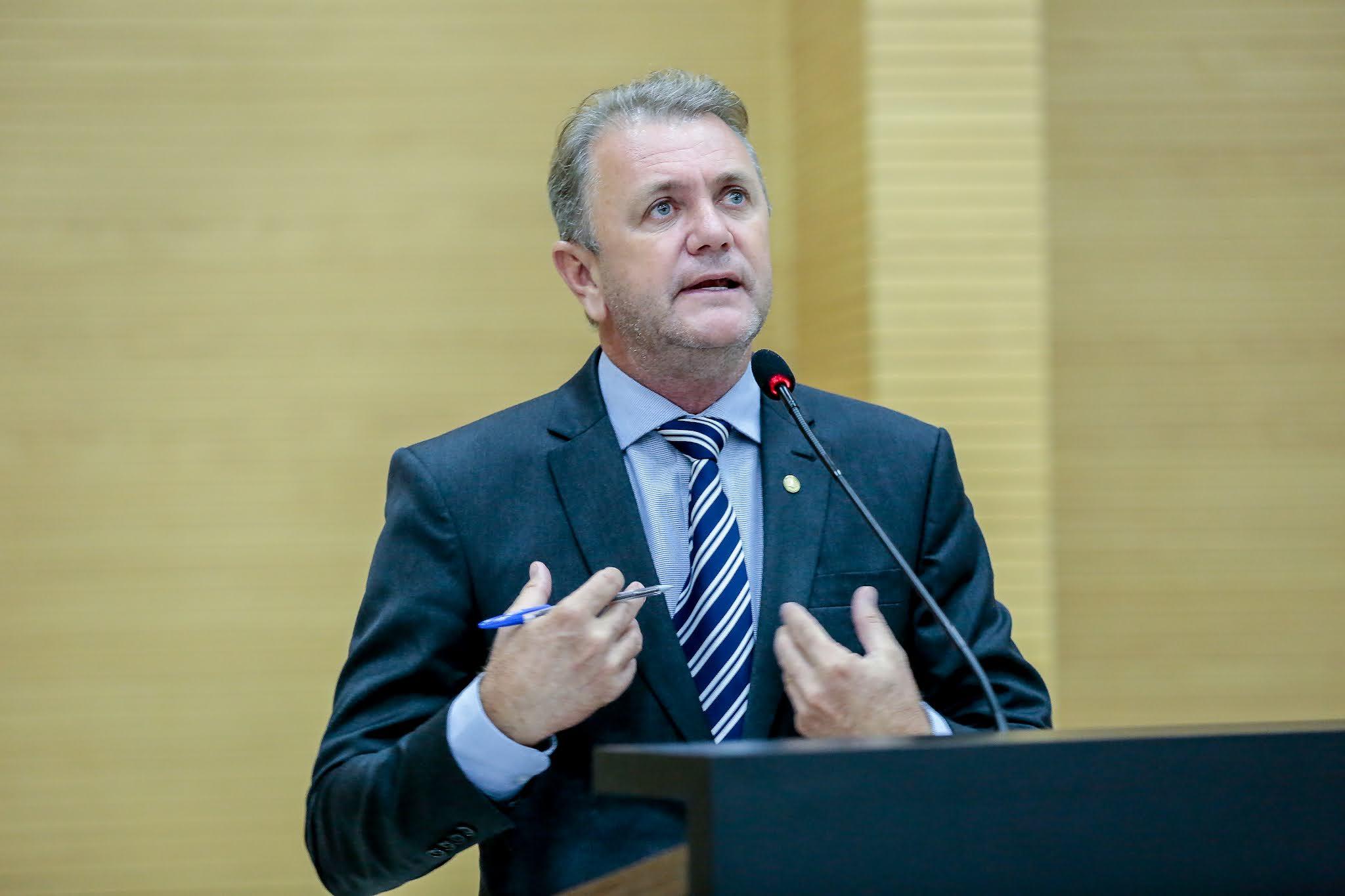Deputado Luizinho Goebel destaca ação do governador para implantação do Zoneamento