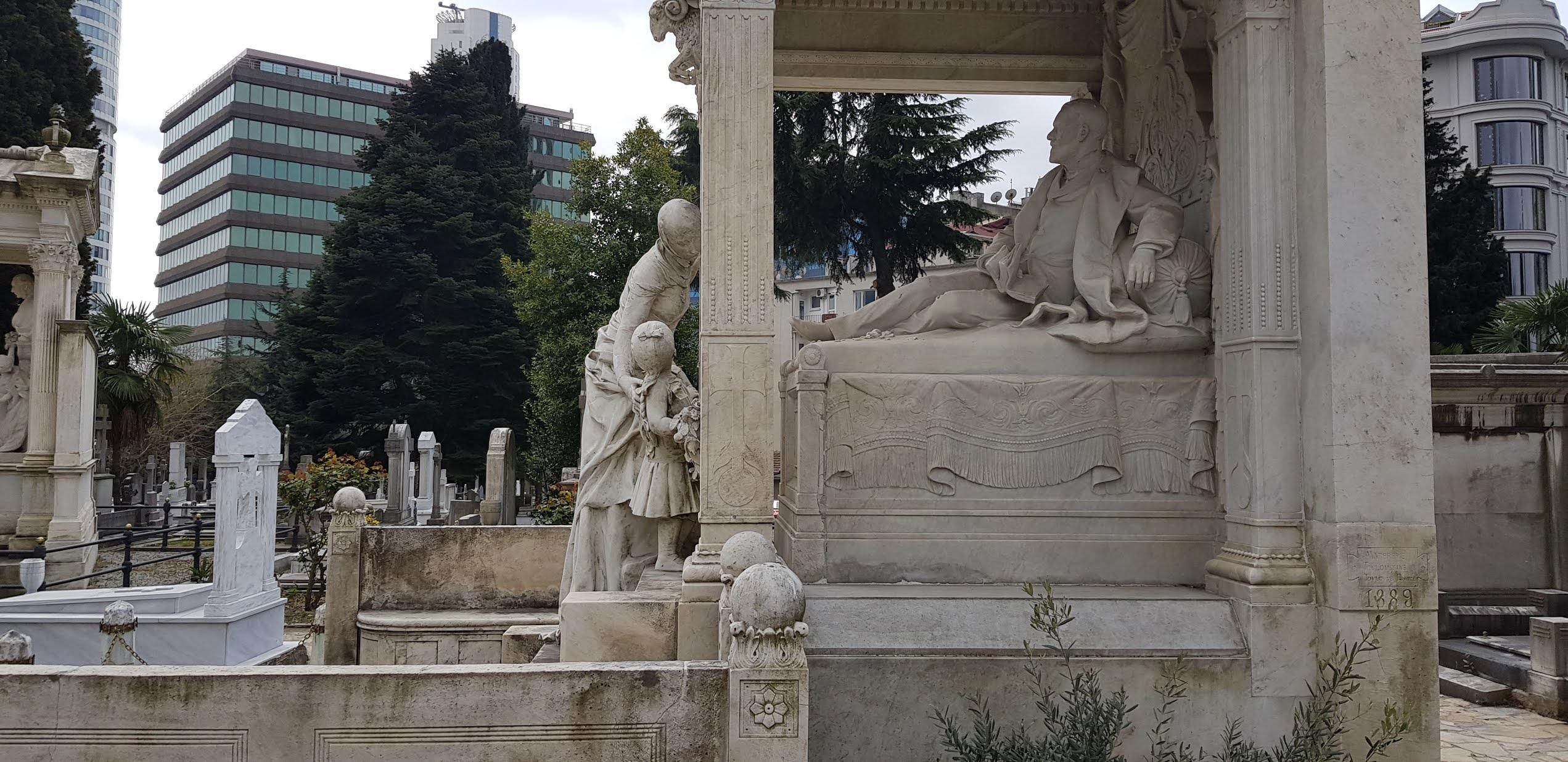 Şişli Greek Orthodox Cemetery (Istanbul, Turkey)