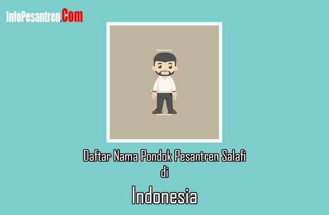 Pondok Pesantren Salafi di Indonesia