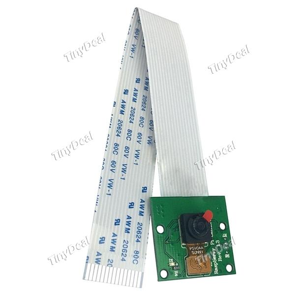 5MP Camera Module Board 1080p Mini Camera for Raspberry Pi 2/3 Model B