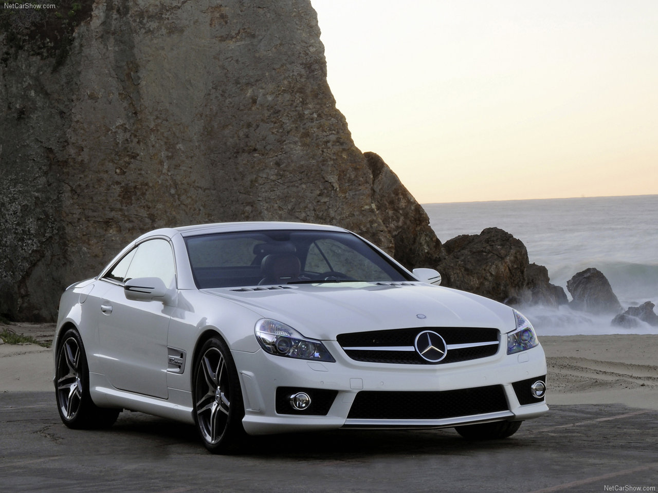 2009 mercedes benz sl65 amg mercedes benz cars. Black Bedroom Furniture Sets. Home Design Ideas