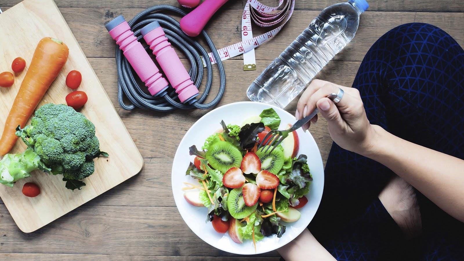 metodos recomendados para estar saludable