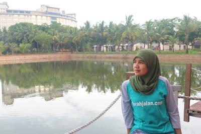 Kanaka Lake Villa Batam
