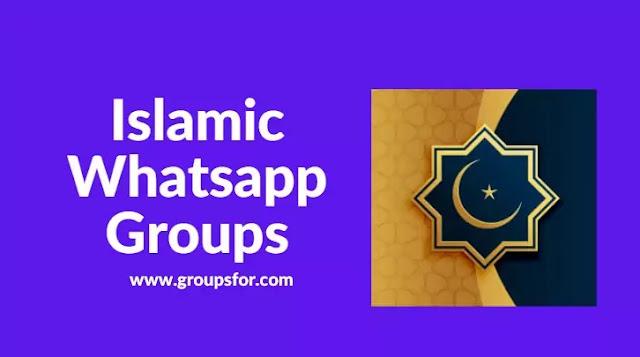 Islamic Whatsapp Groups