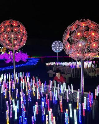 Milenial Glow Garden Batu Malang