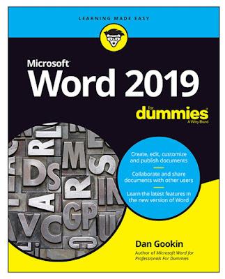 [Free ebook]Word 2019 For Dummies by Dan Gookin