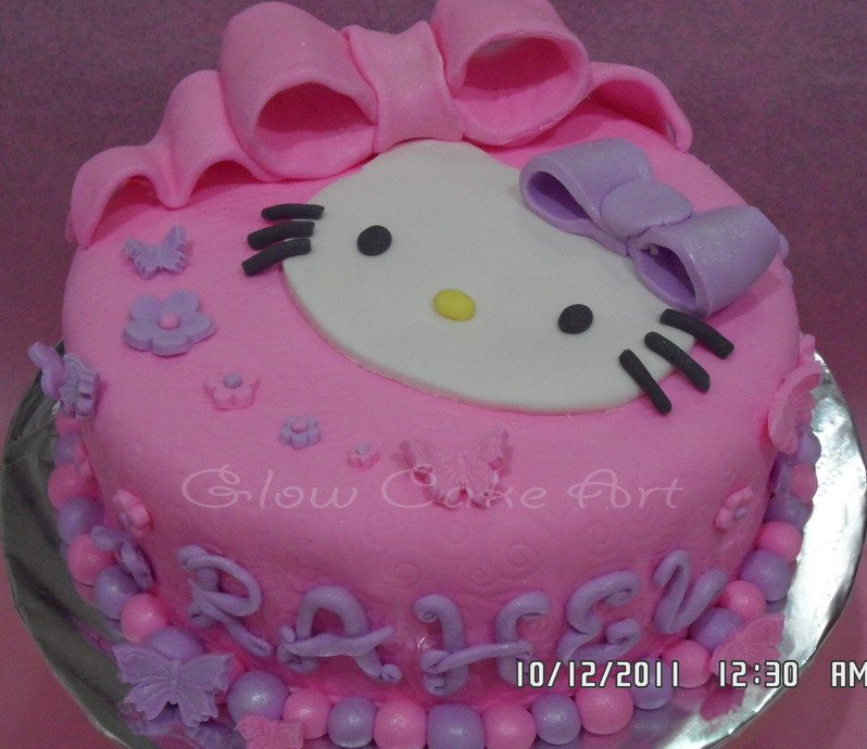 Gambar Kue Ulang Anak Gambar Kitty Di Rebanas Rebanas
