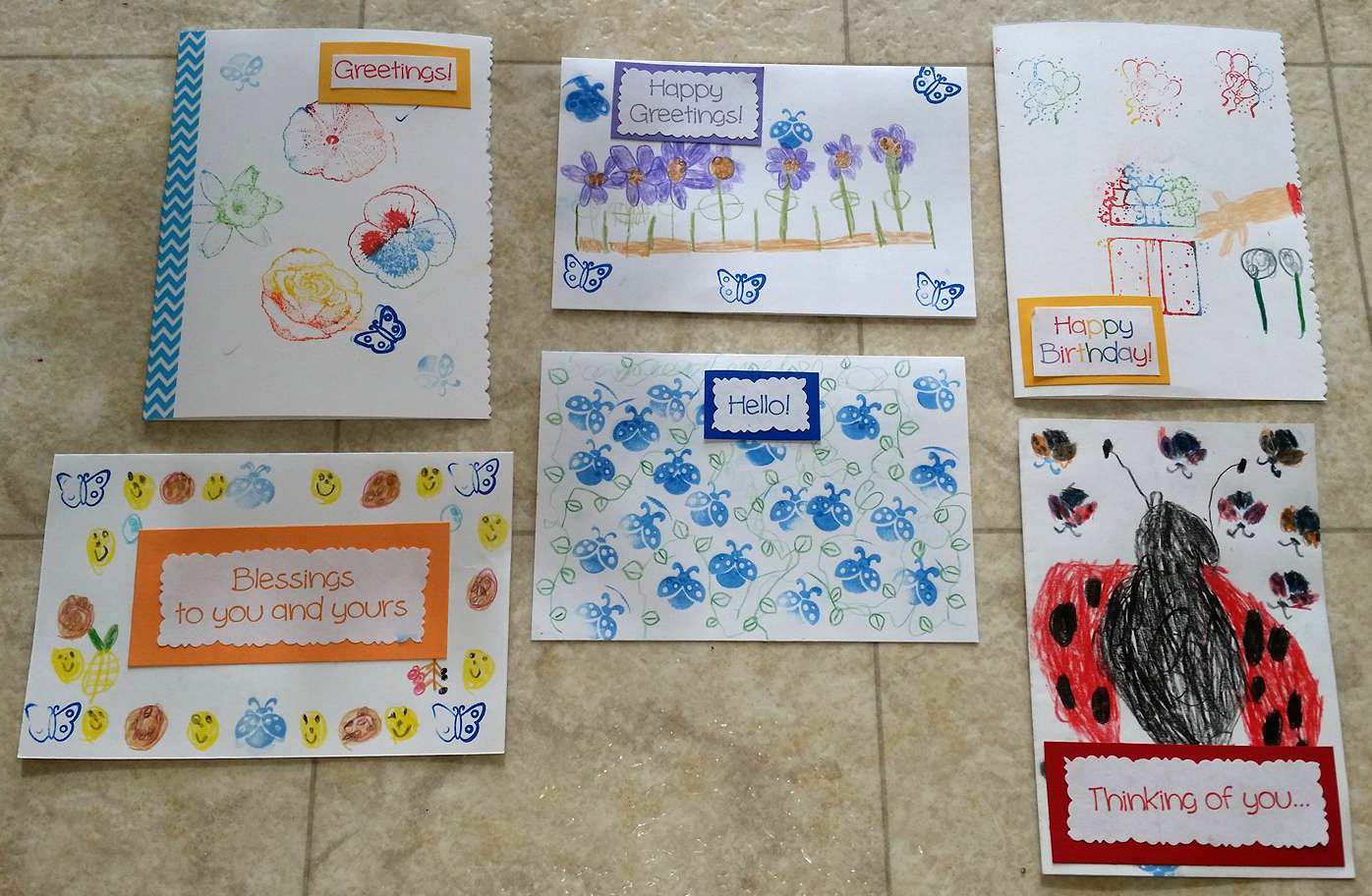 Freebies card making