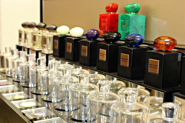 armani perfumes