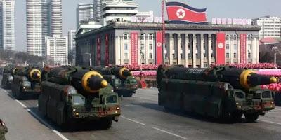 Perang Dunia III: Mengapa Amerika Harus Menghindari Perang Nuklir Korea