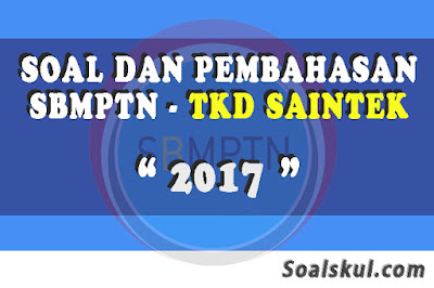 download soal sbmptn tkd saintek 2017