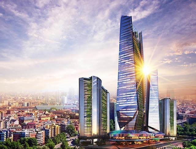 Dự án chung cư Sunshine Empire Ciputra Hà Nội Tower
