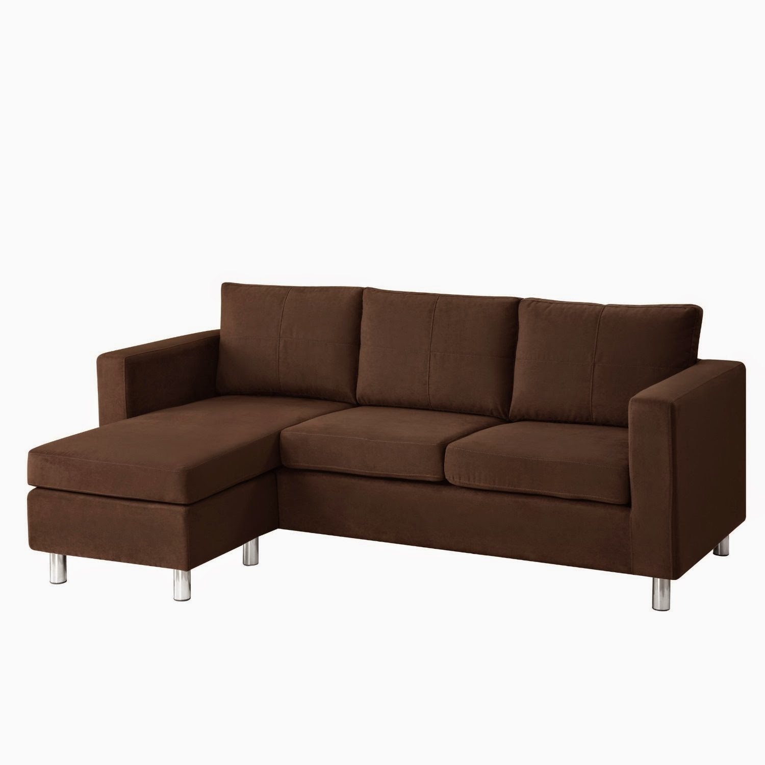 Cheap Leather Sectional Sofa Bowen Sleeper With Left Side Chaise Lounger