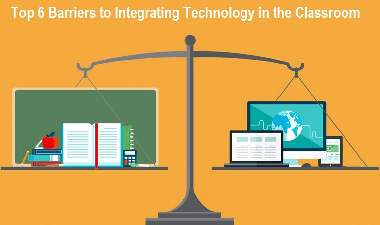 Barriers to Integrating Technology in the Classroom