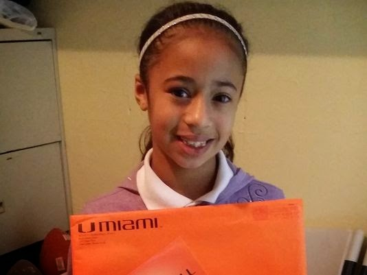 The Other Paper U Of Miami Recruits 9 Year Old Basketball Phenom