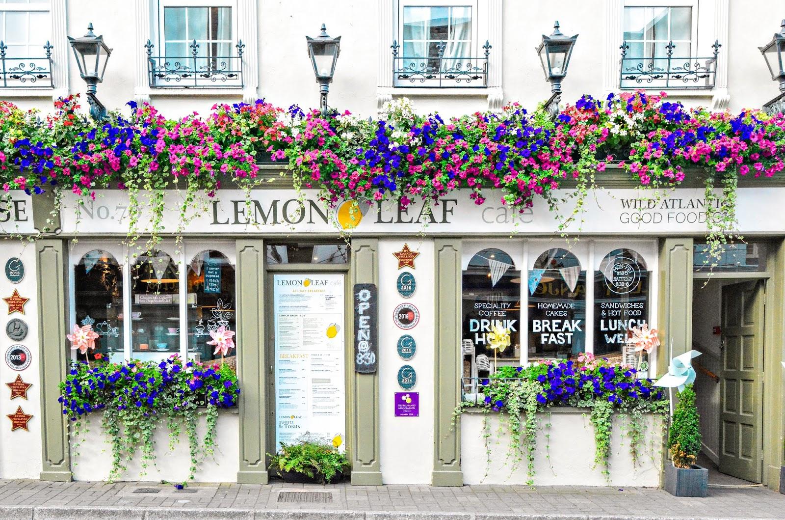 Kinsale Lemon Leaf Cafe