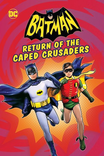 Batman Return of the Caped Crusaders 2016 Full Movie Download
