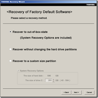 Cara Backup Dan Recovery Windows Bawaan Laptop