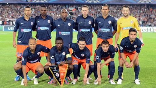 Câu lạc bộ Montpellier trên sân nhà La Mosson