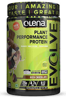 Olena EVOLVE Vegan Performance Plant Protein 1KG