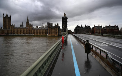 Britain reports 4 deaths, lowest number since September