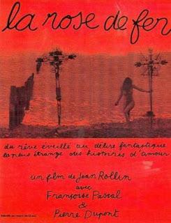 La rosa de hierro (1971) Terror con Françoise Pascal