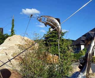 truite-saumon dans le ciel d'argentat
