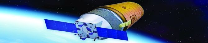 ISRO To Launch Data Relay Satellite To Track Gaganyaan