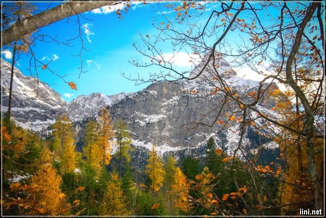 phong cảnh đồi núi tháng 10 đẹp