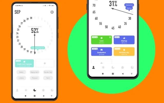 Time Arrow App: