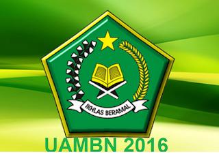 Juknis Penggunaan Dana Penyelenggaraan UAMBN 2016