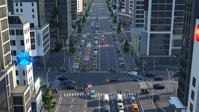 Transport Fever 2 is an economic strategy game in which players create a diversified communications infrastructure.
