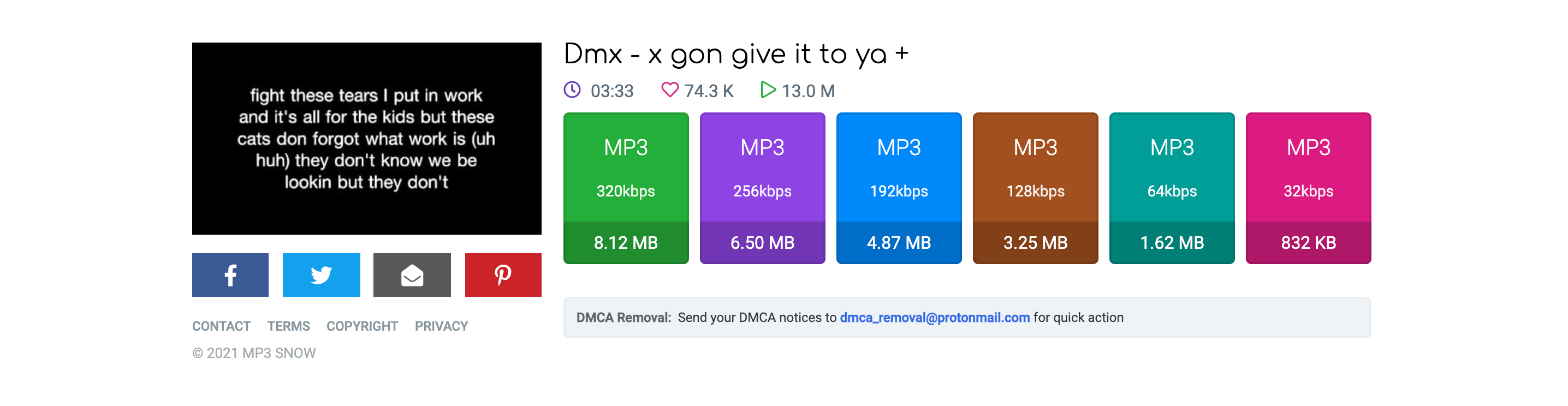 MP3 PAW free mp3 music