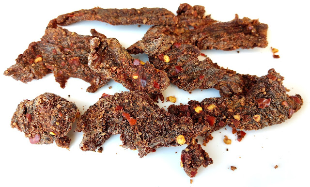 hottest beef jerky