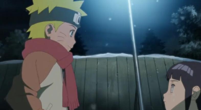 Anime Love Couples: Naruto and Hinata - Whole love Story