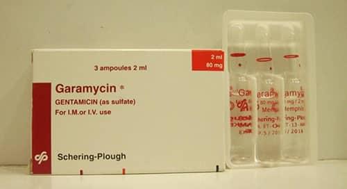 سعر ودواعى إستعمال جاراميسين Garamycin مضاد حيوي لعلاج الالتهابات البكتيرية