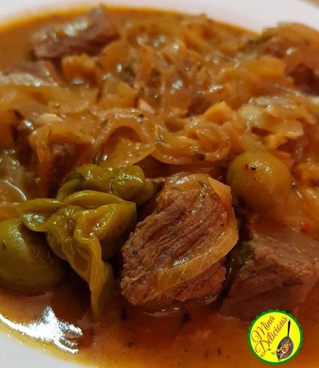 Les recettes de Mina Delicious : le Yass Yapp
